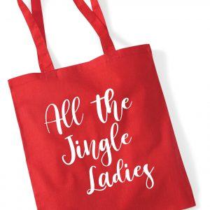 All the Jingle ladies - Christmas Tote Bag