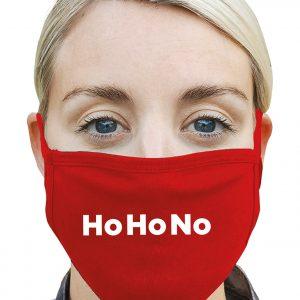 Ho Ho No - Christmas Mask