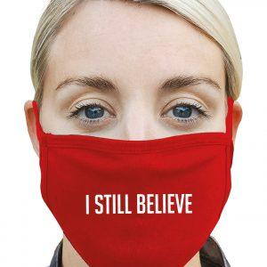 I still Believe - Christmas Mask