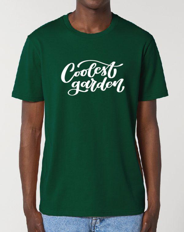 Coolest Garden – fantastic Gardening themed Unisex T-Shirt