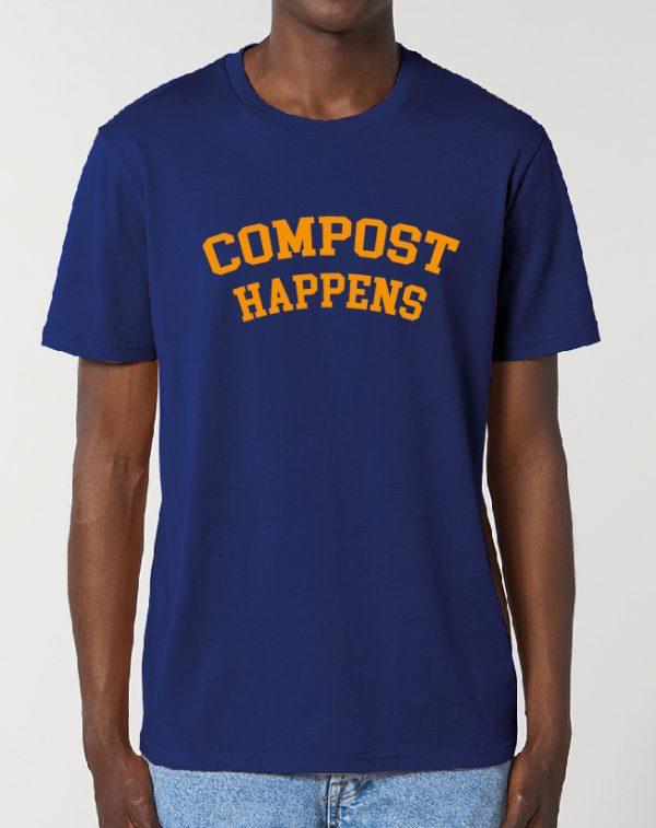 Compost Happens – fantastic Gardening themed Unisex T-Shirt