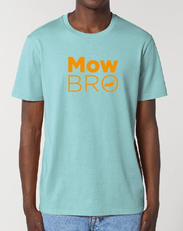 Mow Bro – fantastic Gardening themed Unisex T-Shirt