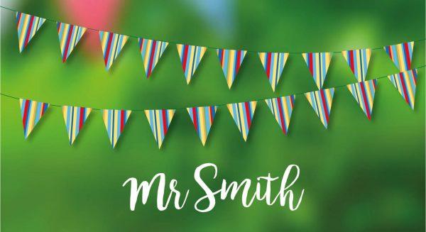 Mr Smith Bunting