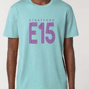Stratford E15 - Your East Postal T Shirt