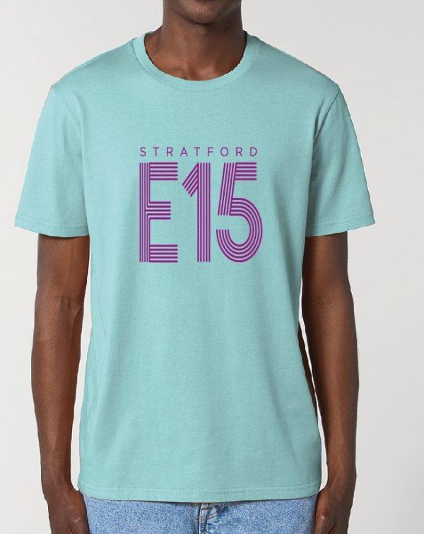 Stratford E15 – Your East Postal T Shirt