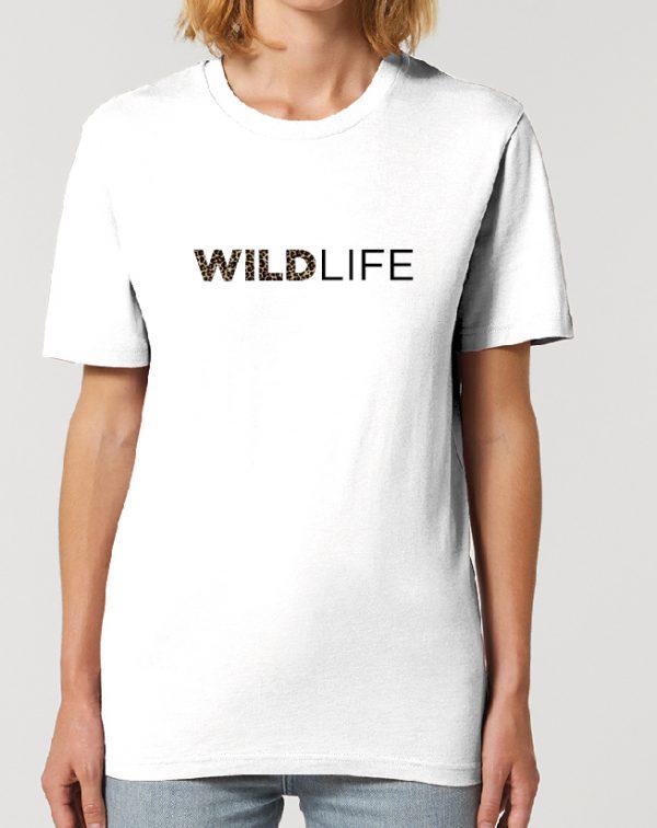Wild Life (LeopardPrint) – fantastic Gardening themed Unisex T-Shirt